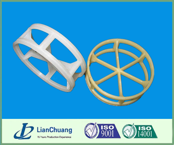 Plastic Super Mini Ring, Plastic Flat Ring