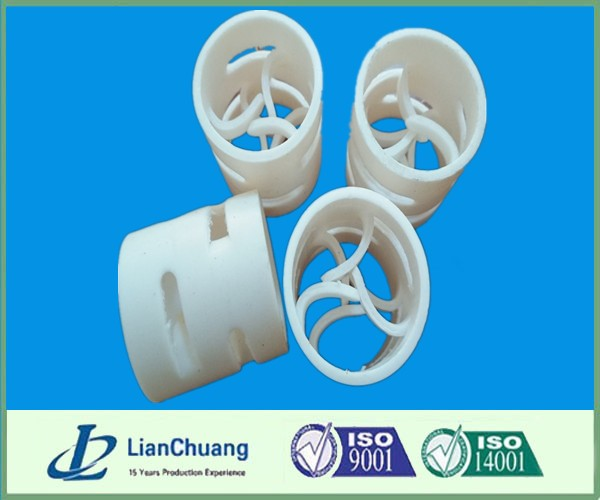 PTFE Pall Ring